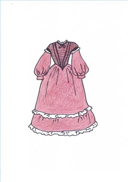 How to Make a Civil War Costume #dressesfromthesouthernbelleera