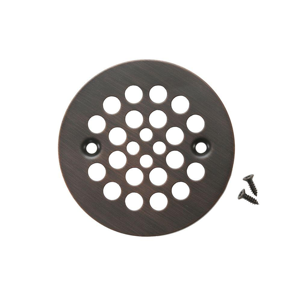 Premier Copper Products 4 25 In Round Shower Drain Cover Oil