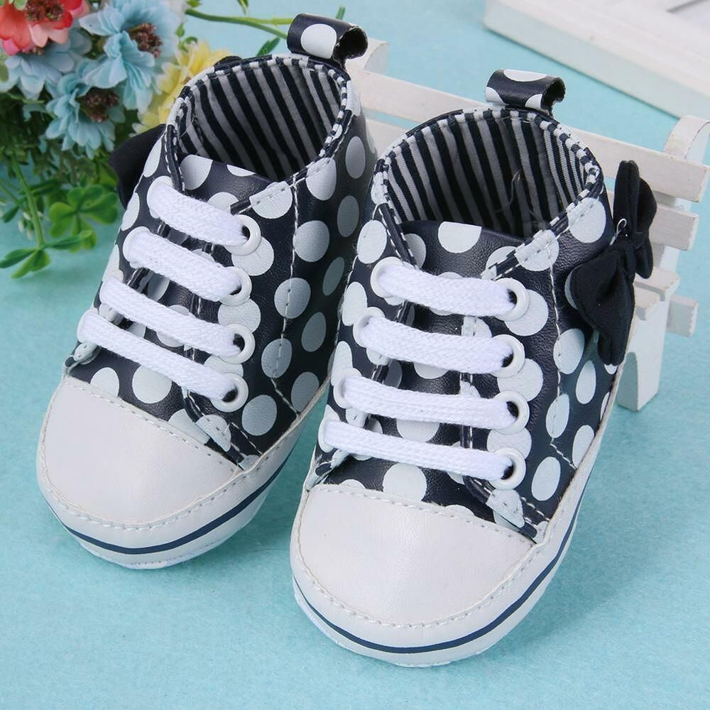 Infant Baby Crib Shoes Toddler Boys Casual Sneaker Soft Soles Newborn Girls Anti-Slip Socks Sneakers Shoes Boots