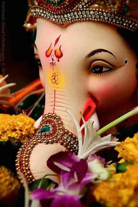 Pin By Mahesh Jarad On Love God Happy Ganesh Chaturthi Images Ganpati Bappa Wallpapers Ganesh Chaturthi Images