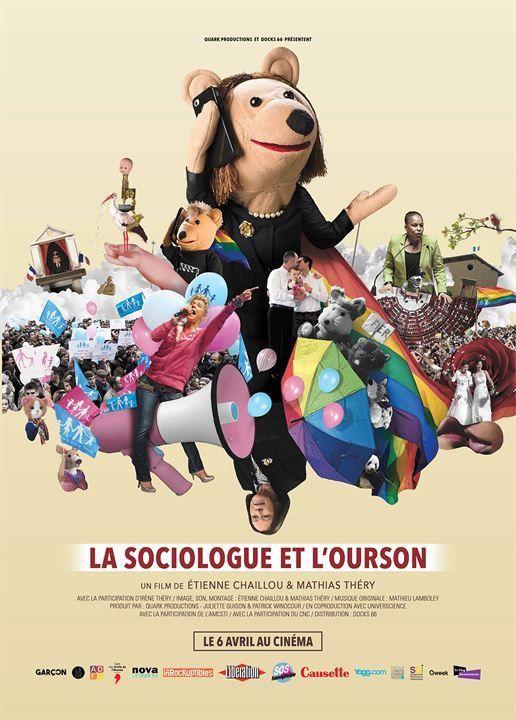 La Sociologue Et L Ourson D Etienne Chaillou Et Mathias Thery Critique Cinechronicle Film Ourson Film Famille