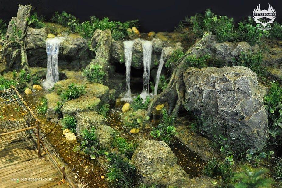 Image result for d&d 3d terrain