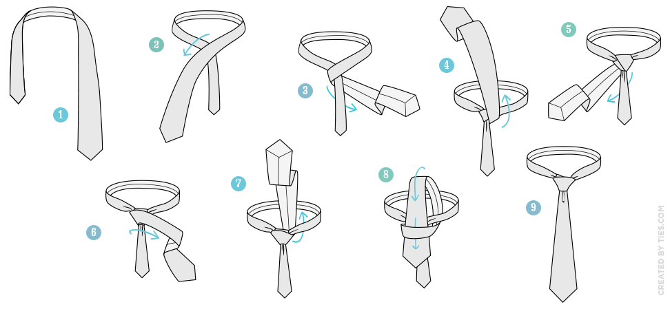the half windsor knot is an extremely versatile knot unlike what rh pinterest com Double Windsor Tie Knot Diagram Tying a Half Windsor Knot