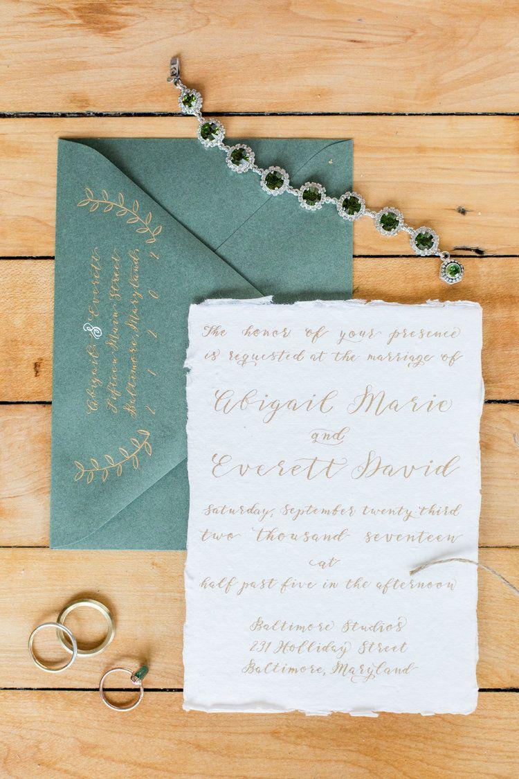 Central PA, York PA, JesSmith Designs, custom, wedding, invitations ...