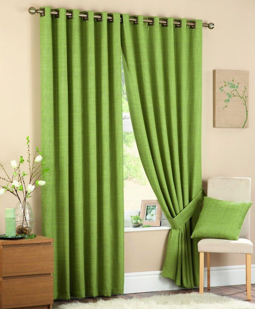 1 piece 42 length velvet curtains sage green color unique x mass gift