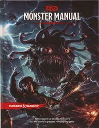 Monster Manual Dungeons And Dragons 5th Edition Pdf To