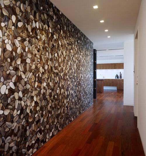 Mosaic Tile Wall Corridor Decoration House Wall Design Interior