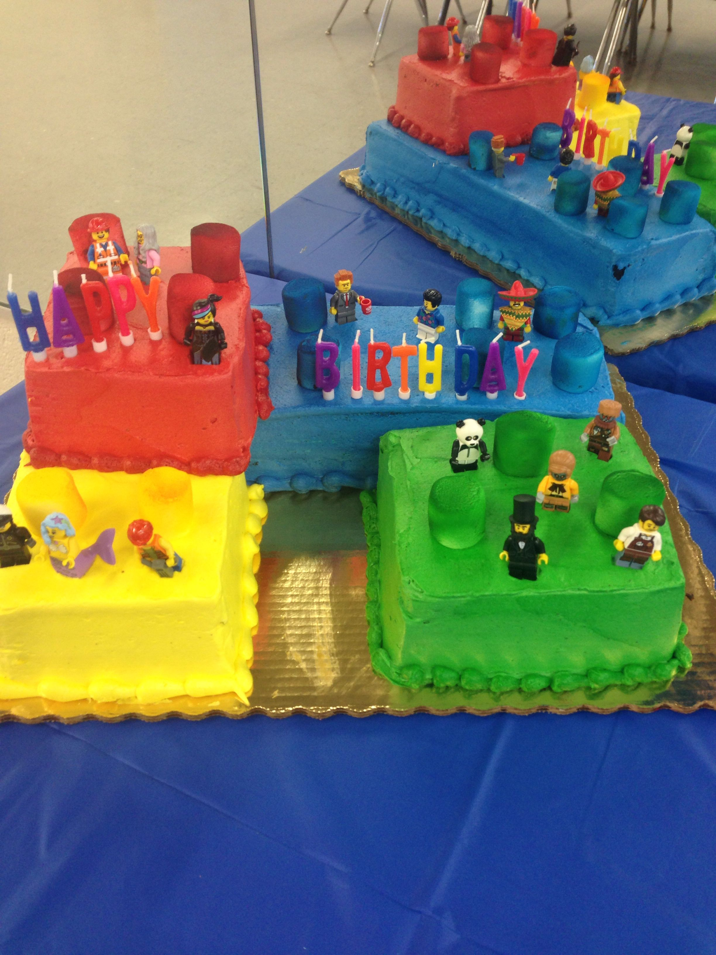 Cake from publix cake desserts lego party