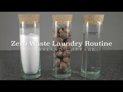 Zero Waste Laundry Routine Soap Nuts Fairyland Cottage Soap