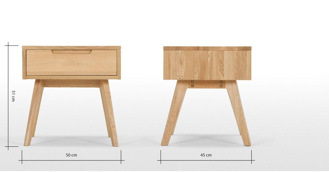 Jenson Beistelltisch Eiche Beistelltische Tische Made Com Beistelltisch Eiche Beistelltisch Eiche