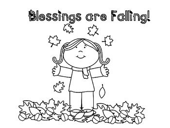 Fall Coloring Pages | Bible Colouring Pages | Fall ...