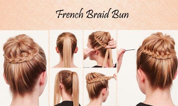 10+ 10 coiffure facile et rapide le dernier