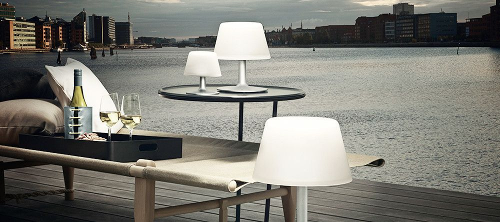 Outdoor Lamps Battery Operated