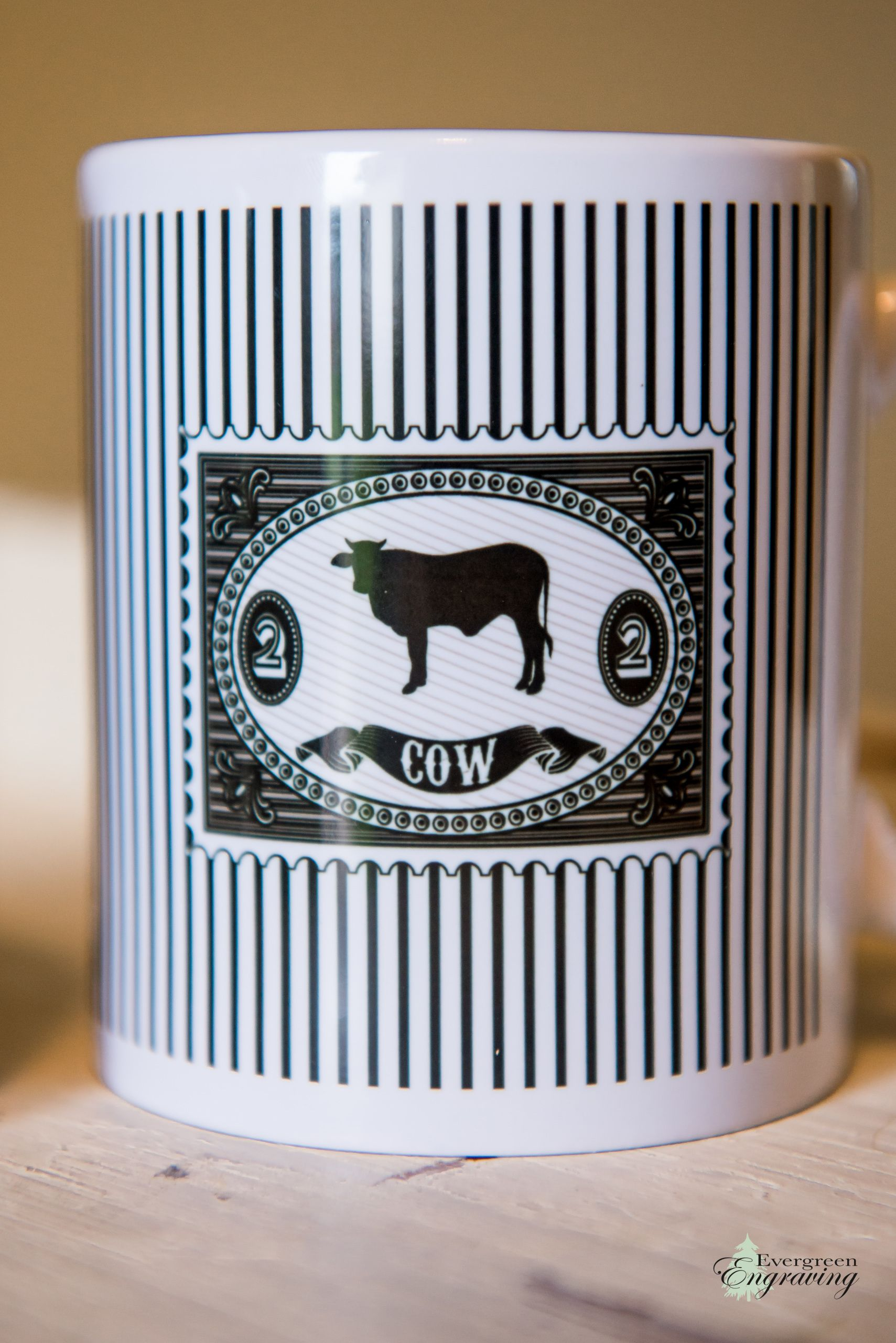 Retro Cow Stamp   The Perfect Kitchen Decor For That Vintage Farmeru0027s Market/  Country Kitchen