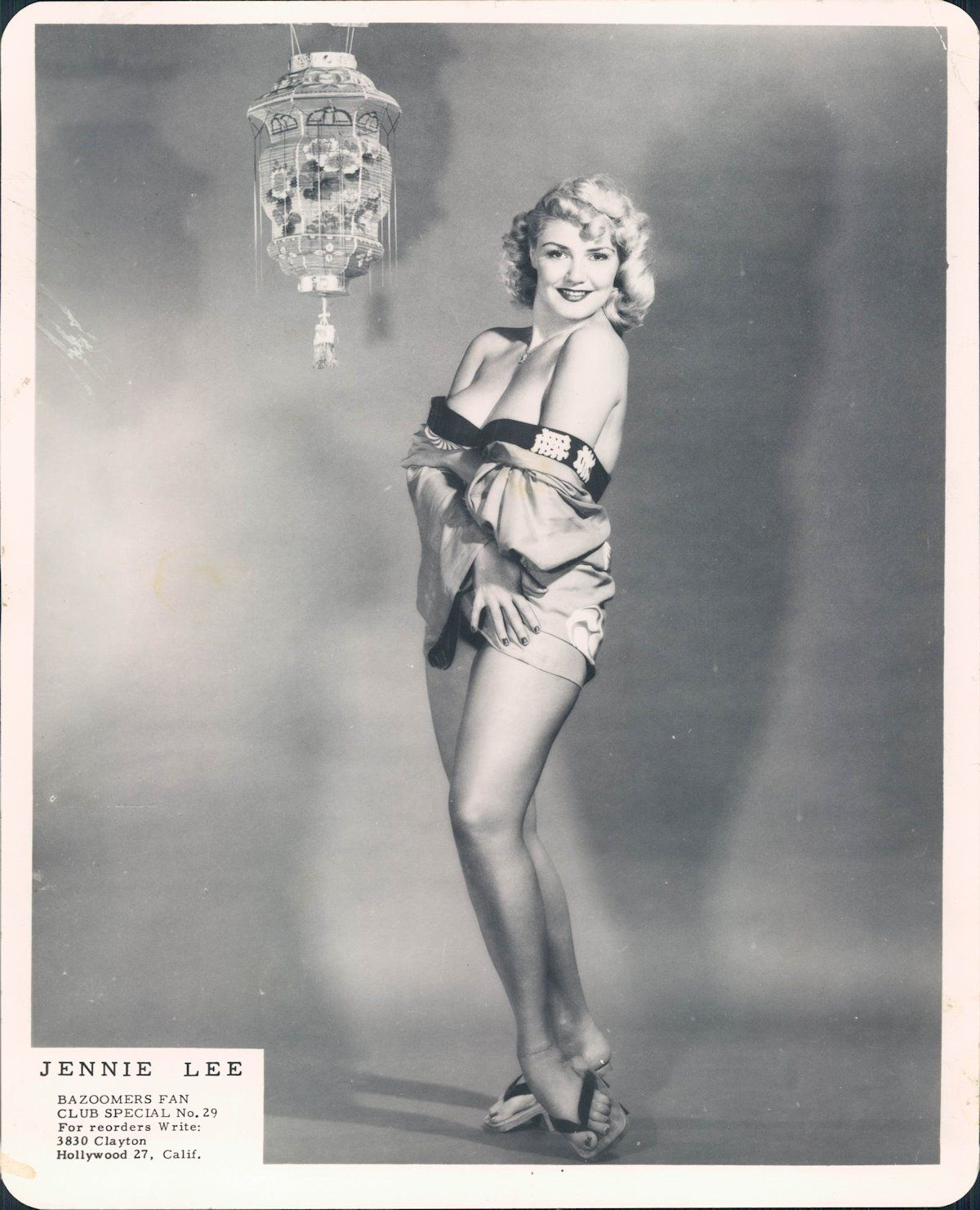 Watch Jennie Lee (dancer) video