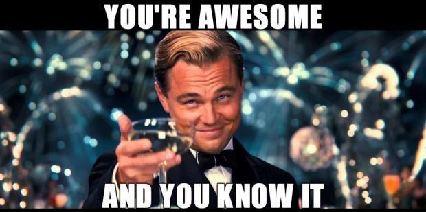 These 20 Motivational Memes Will Help You Carpe Diem Leonardo Dicaprio Funny Leonardo Dicaprio Leonardo Dicaprio Meme