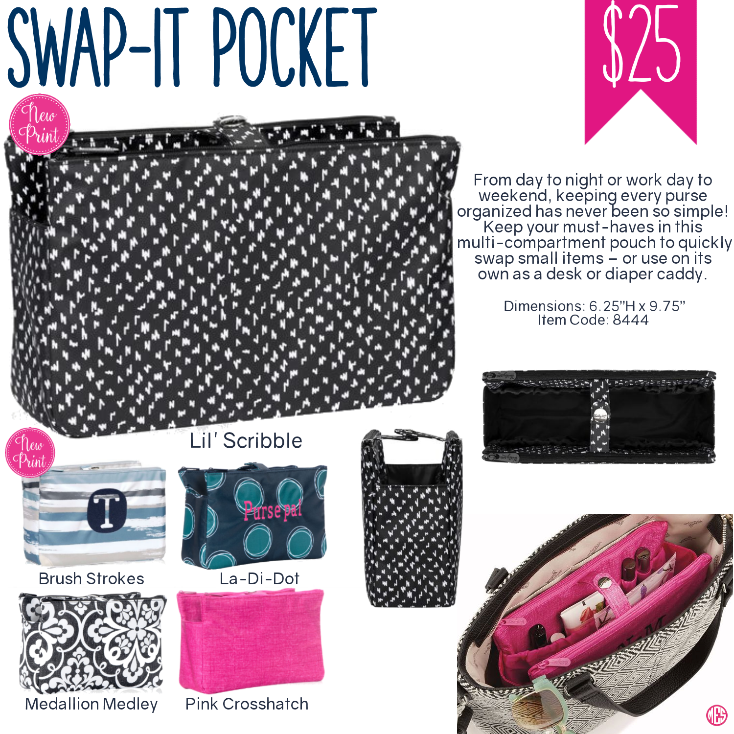 Thirty one november customer special 2014 - Thirty One Swap It Pocket