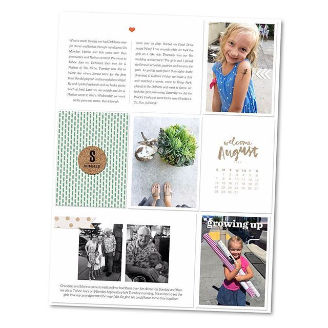 I made this layout last week using various #paisleepress supplies but I'm still struggling to get the right side to coordinate and look as good. Anyone else struggle with this? One side is great and one is meh? 🙄 #paisleepressct #projectlife #digitalprojectlife