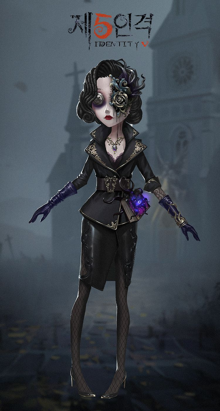Pin On Identity V Drabble