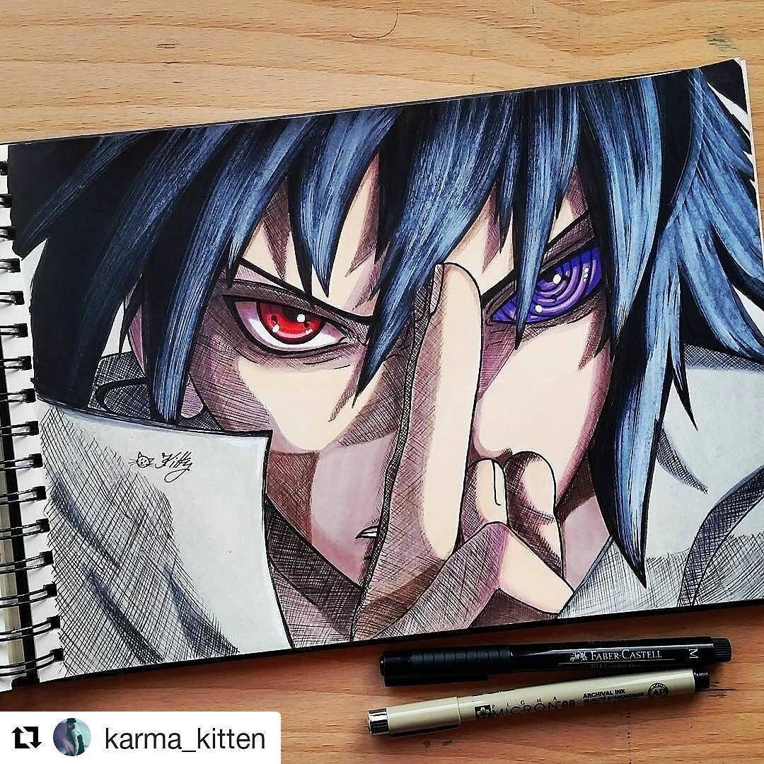 Sasuke . . . #naruto #narutoshippuden #uchiha #sasuke # ...
