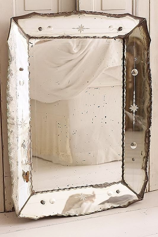 Franse Spiegel French Mirroir French Country Style French