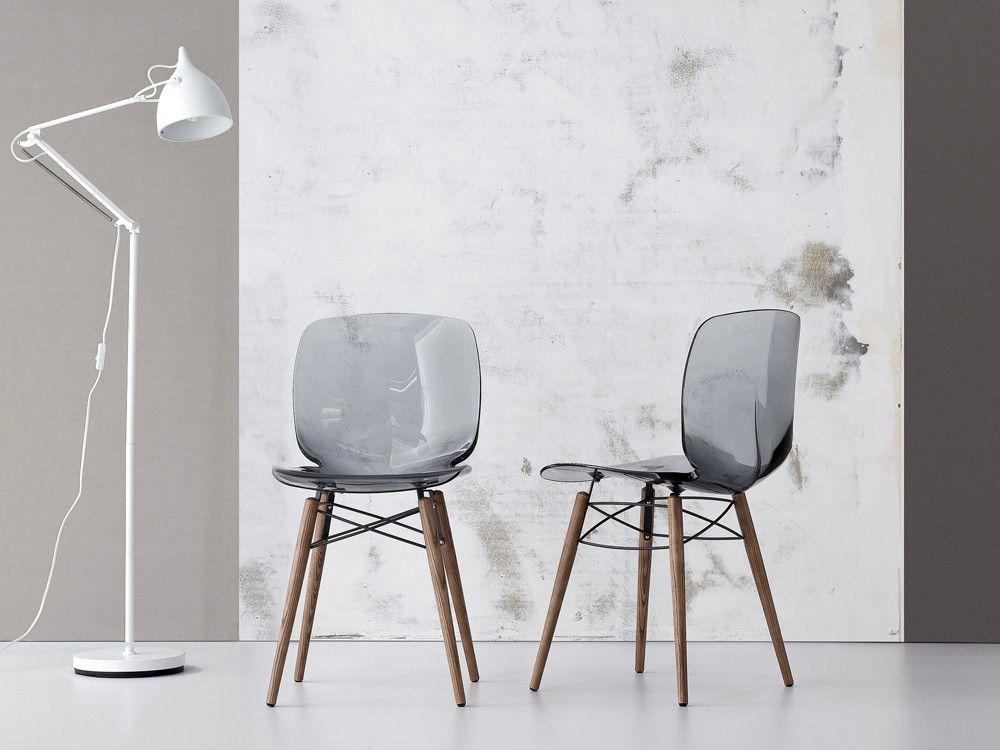 Bonaldo Loto W Dining Chair by Dondoli e Pocci - Chaplins