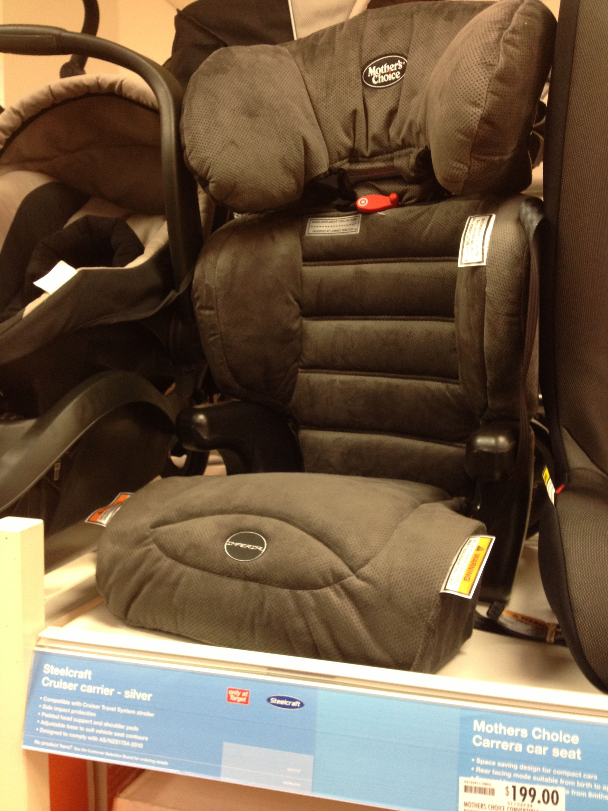 Lib, Target. Mothers Choice booster seat, $199.00 | Mother\'s Choice ...