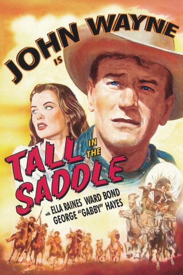 tall in the saddle support avi directeurs edwin l marin ann e 1944 genre action western. Black Bedroom Furniture Sets. Home Design Ideas