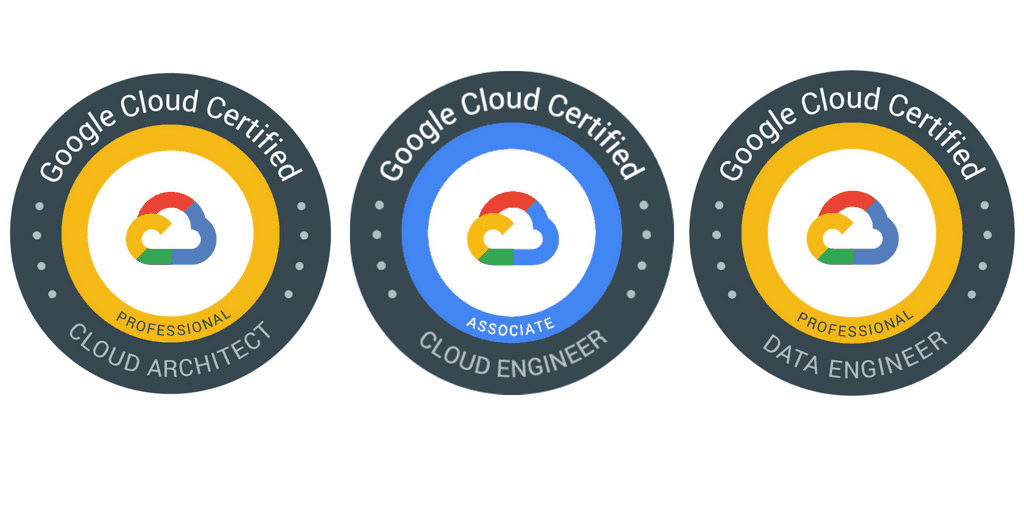 Google Cloud Certification Courses Offered By Google Cloud Computing Services Cloud Computing Technology Cloud Infrastructure