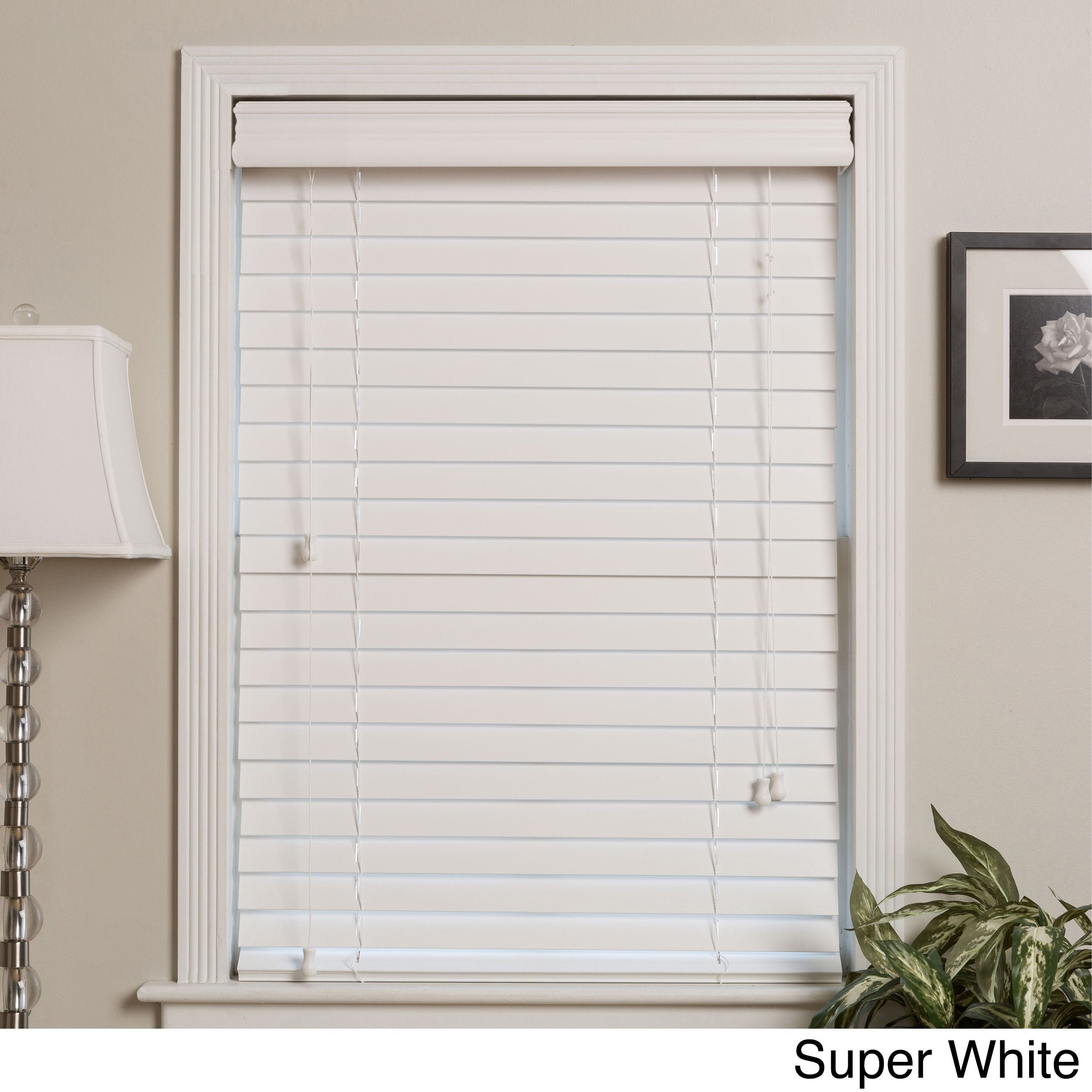 today blinds customized garden window shipping home product free arlo wood real inch overstock