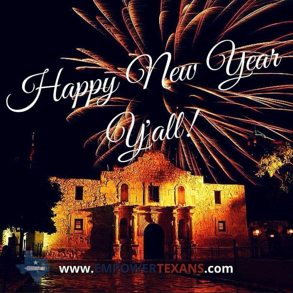 Texas Happy New Year Happy new, Happy, Happy new year