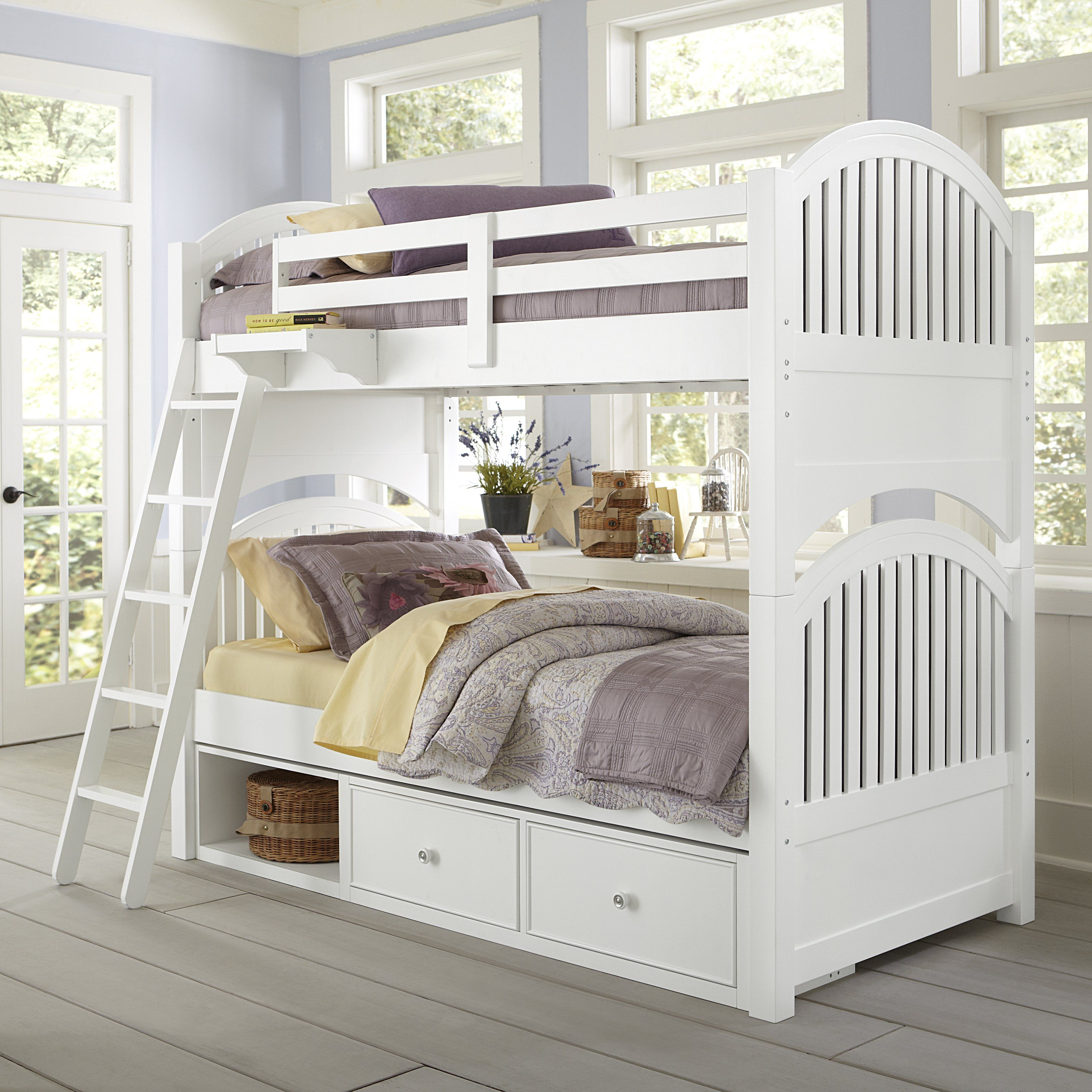 Have to have it. Lake House Twin over Twin Bunk Bed
