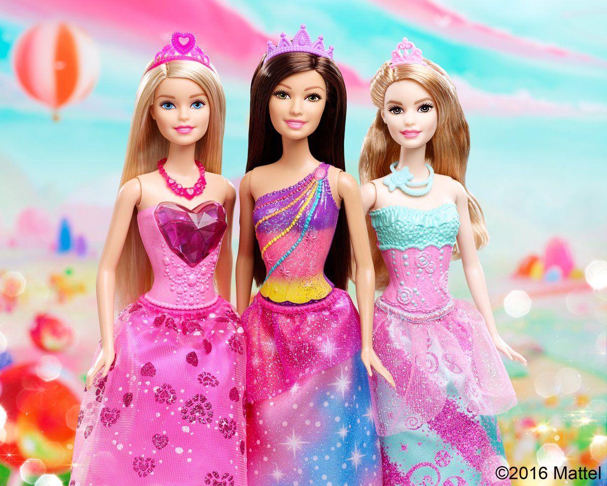 Barbie Sereia Dreamtopia Reinos Magicos Direto Do Mundo Da Fantasia Para Voce Colecionar Barbie Sereia Caudas De Sereia Para Criancas Boneca Barbie Sereia