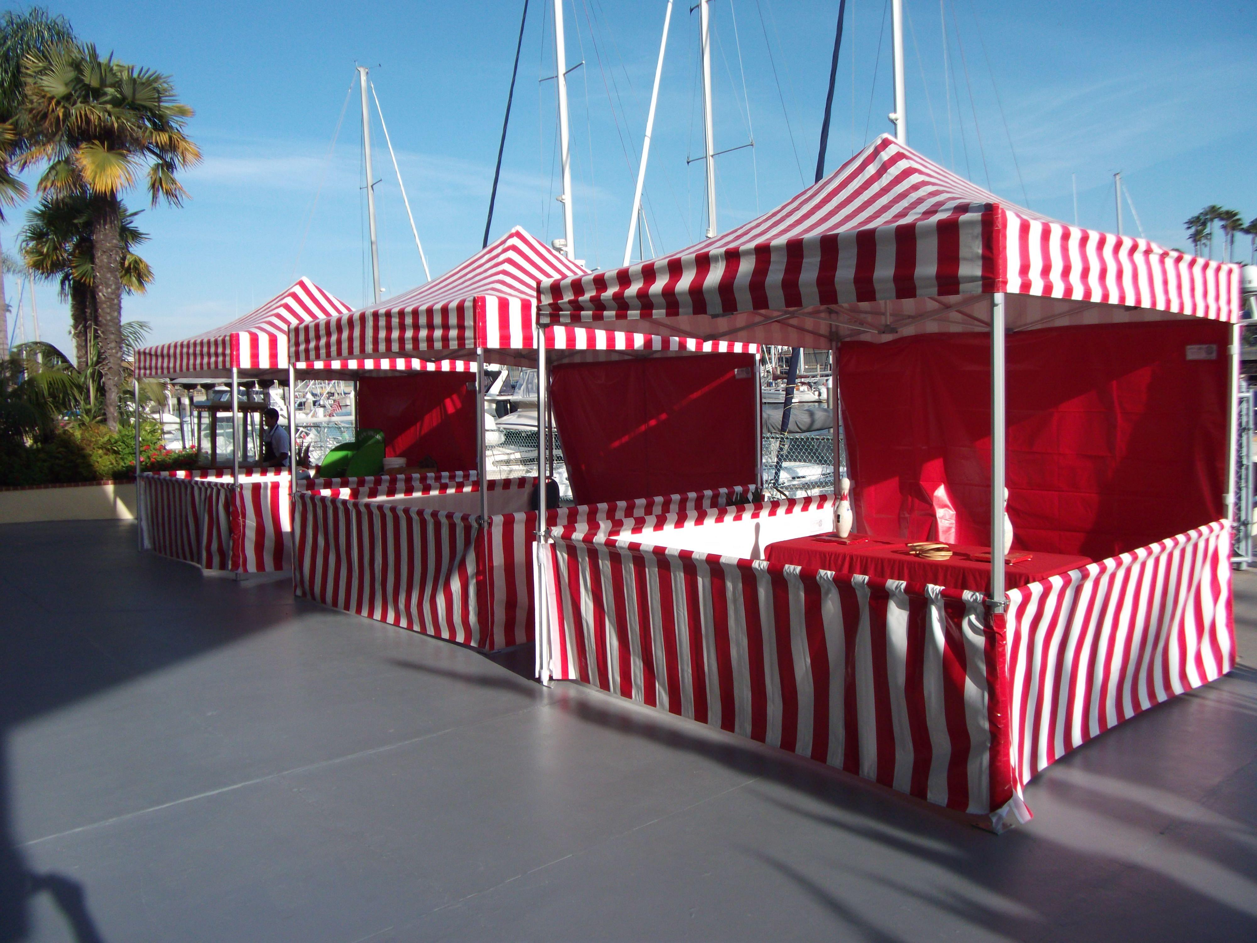 Game Rentals Barts Carts Inc. Tents Carnival games
