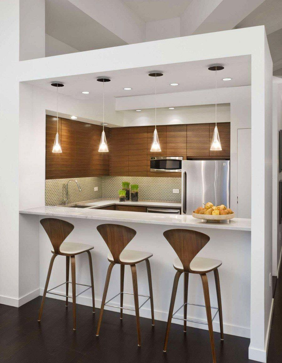 Exceptionnel Super #modern Inspired #kitchen With Sleek Pendant #lighting