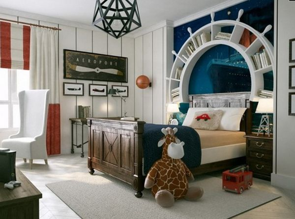 30 Cute And Cool Kids Bedroom Theme Ideas Themed Kids Room