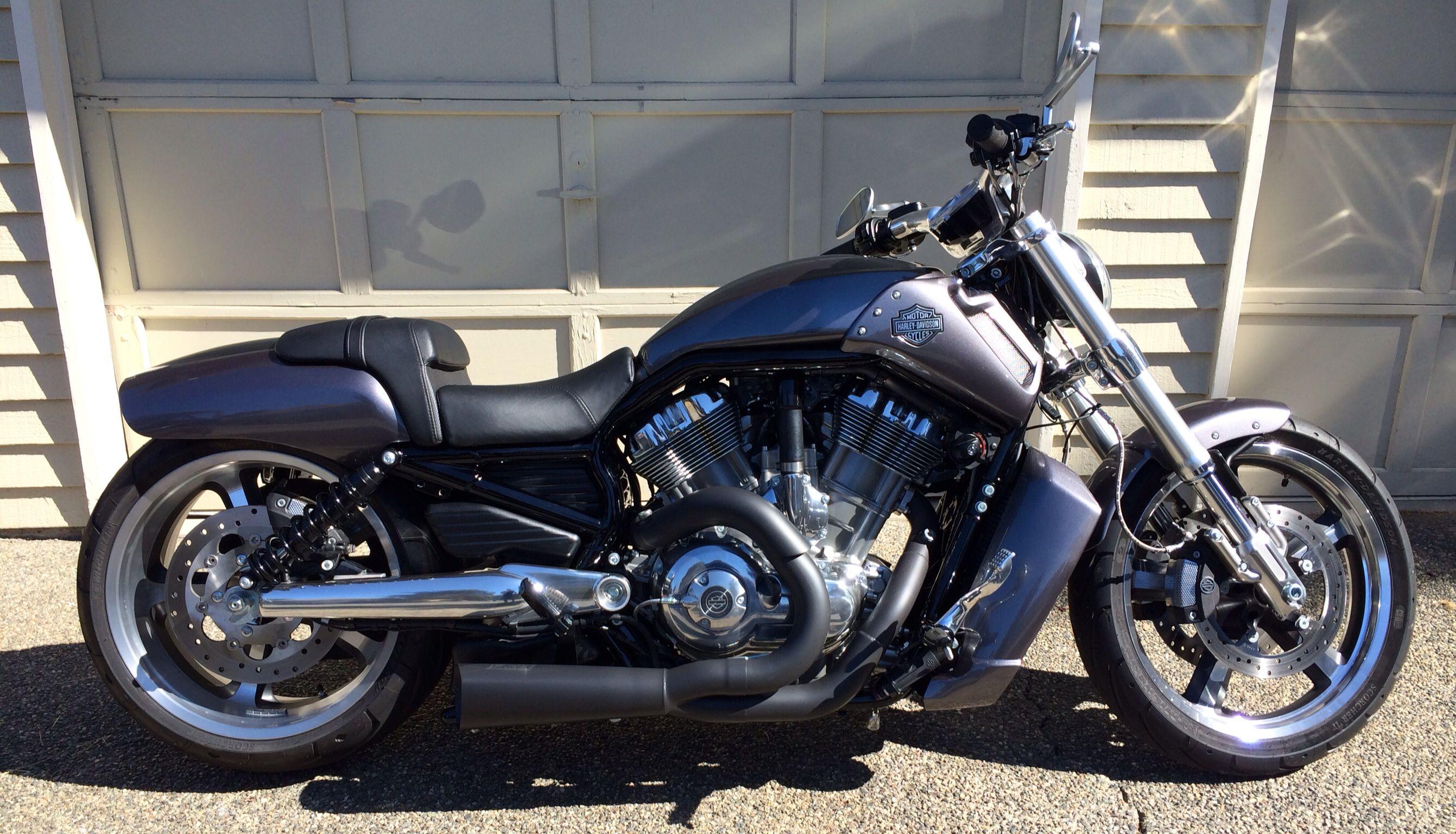 2014 V Rod Muscle Custom Street Bikes Harley Fatboy Hd V Rod