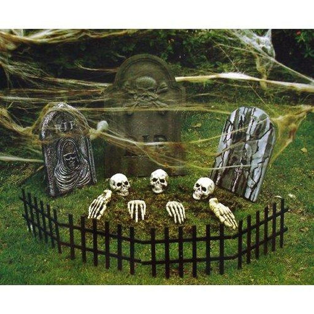 88 Cool and Cute Kids Bedroom Ideas for Boys DIY Halloween, Scary - Halloween Yard Decorations