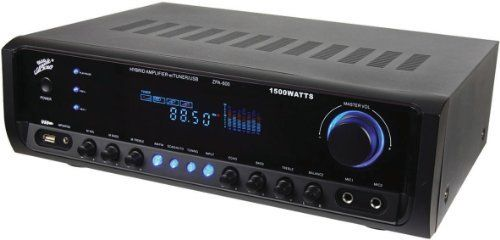 Nippon Zebra Hybrid Amplifier With Tuner Usb Input By Nippon 115 89 Electronics Home Audio Amplifier