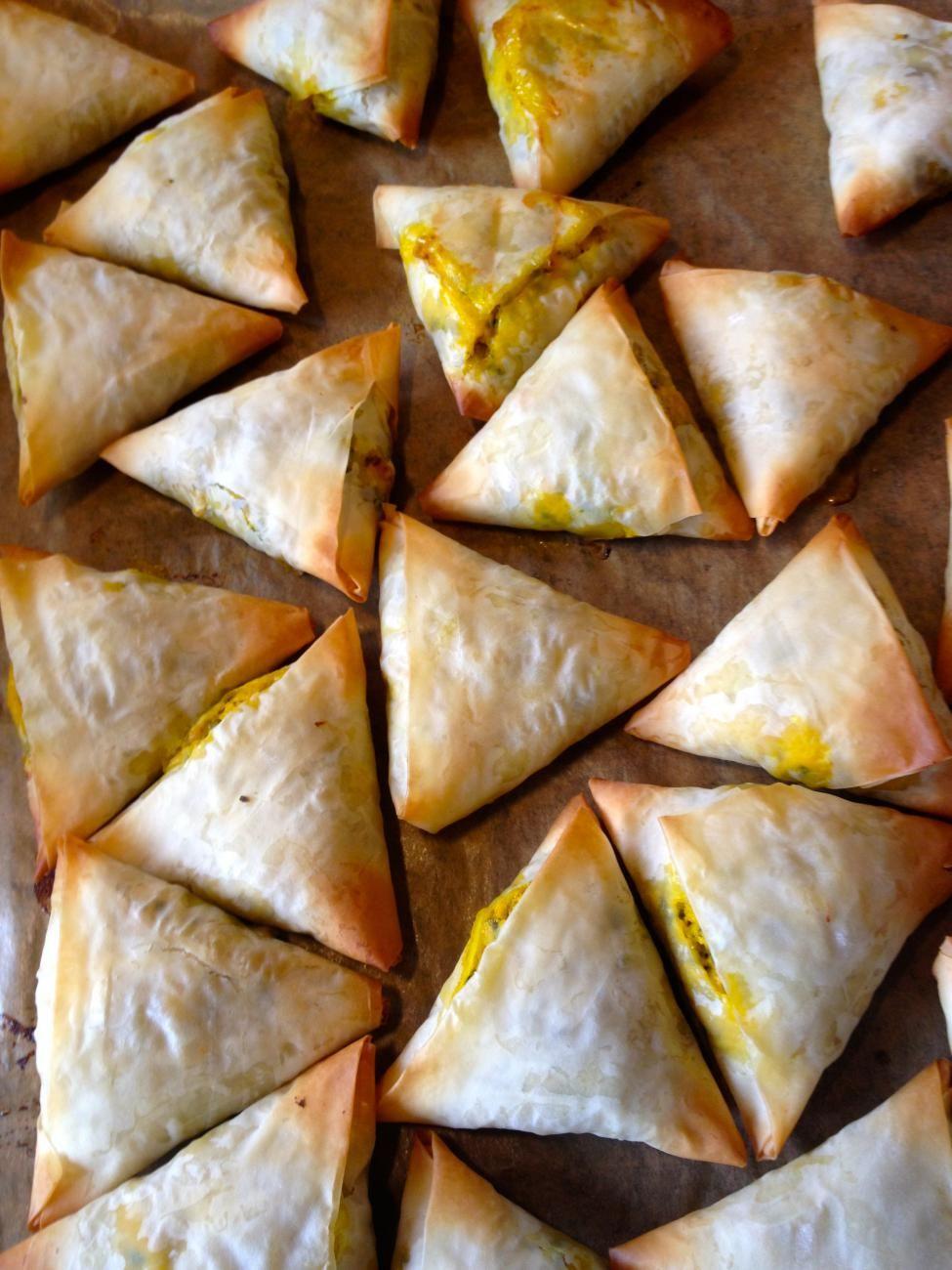 Les Briwats Poulet De Hanane Recette Recettes De Cuisine Cuisine Marocaine Recette