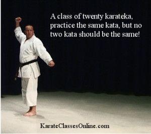Shotokan Karate Kata Mit Bildern Karate Yoga