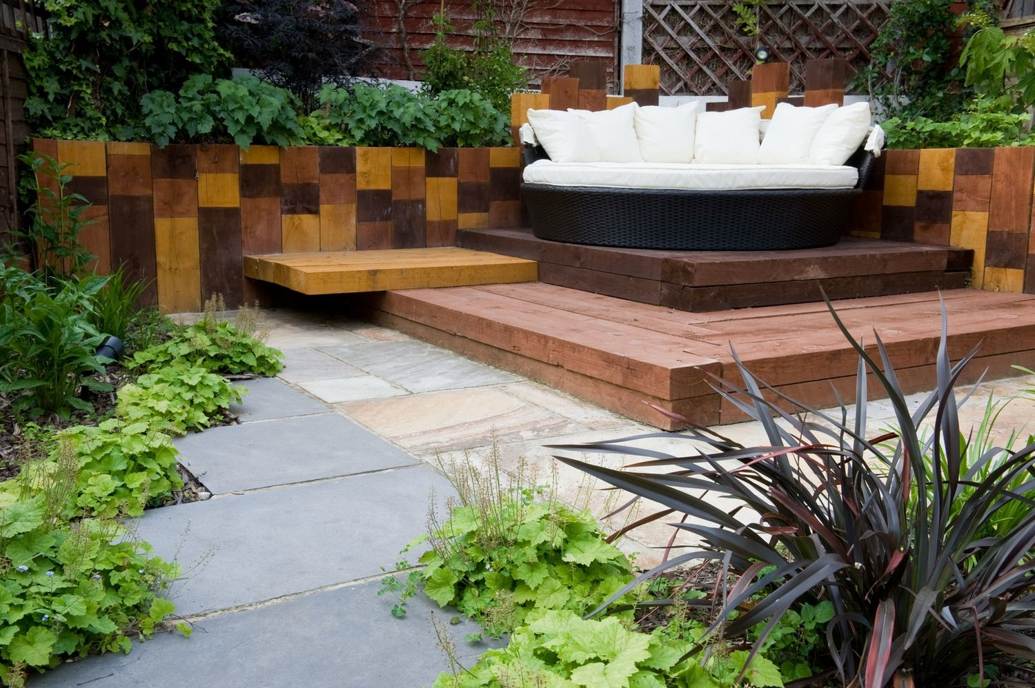 A Lush & Luxurious Garden in London — My Great Outdoors