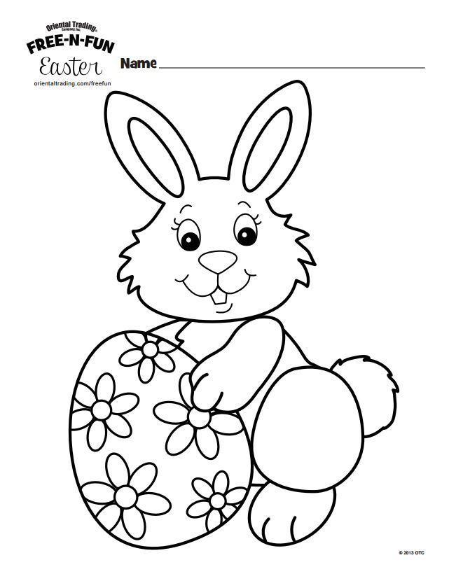 Fancy Free Easter Bunny Coloring Pages 23 The Kids Will Love