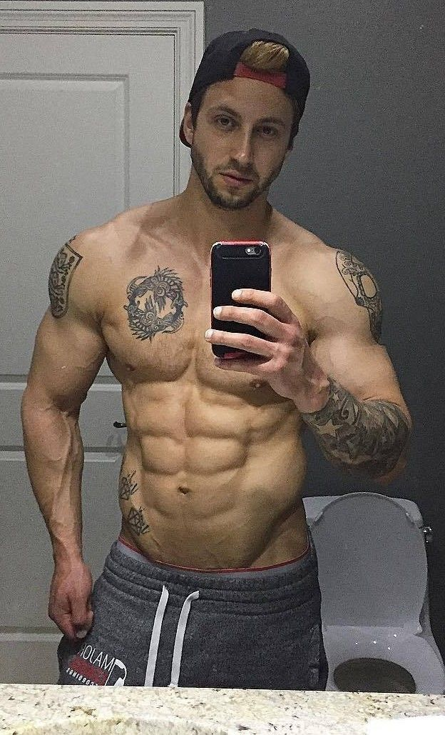 Hombres calientes desnudos