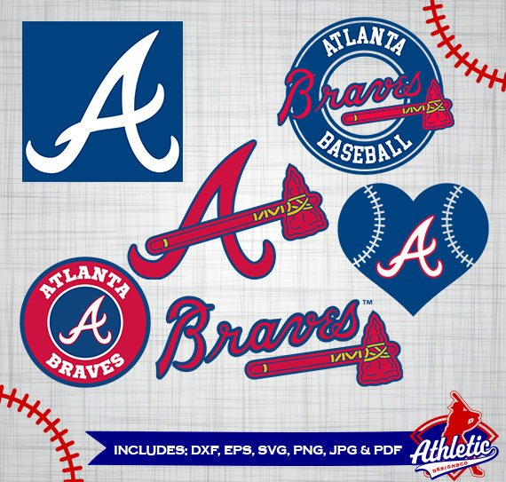 image regarding Atlanta Braves Tv Schedule Printable named Atlanta Braves SVG Information, Atlanta Braves Printable Photographs