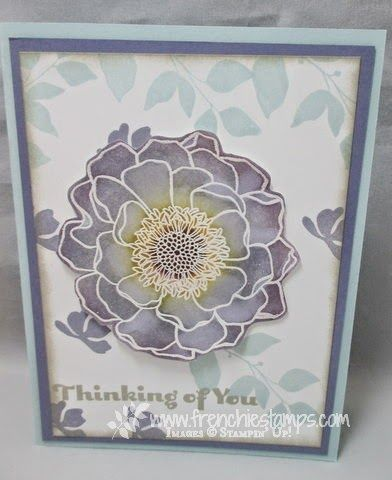 Stamp & Scrap with Frenchie: Color with Sponge Dauber