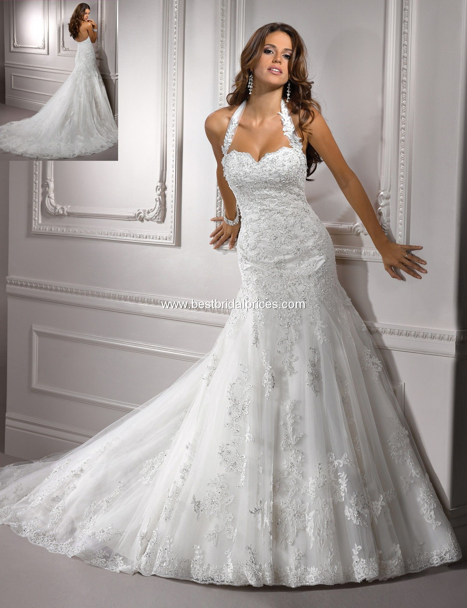 Maggie Sottero Wedding Dresses Style Camden Lace Weddings