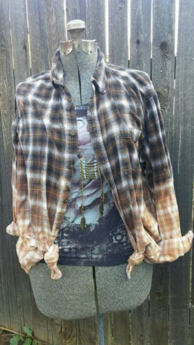6da450b9450d These are made from vintageand thrift store found flannel shirts.no 2 are  alike.a one of a kind up-cycled shirtthat will make a great addition to  your ...
