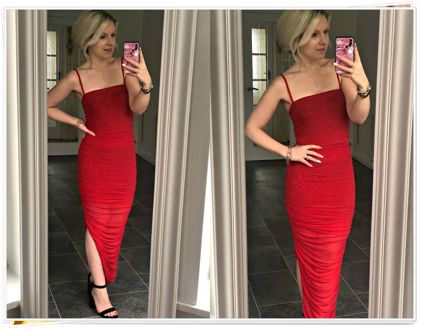 Pin On What Accessories To Wear With Red Dress
