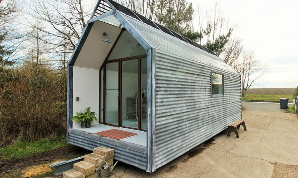 The Most Exceptional Designs Of Contemporary Tiny House Tiny